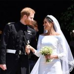 Meghan Markle married Prince Harry in May this year Image GETTY