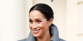 Meghan Markle royal baby Bookies believe the baby will have black hair like Meghan Image GETTY