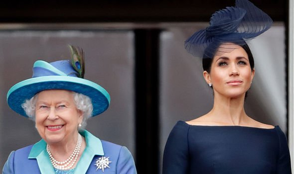 Paul Burrell has told of his great sympathy for the Duchess of Sussex Image GETTY