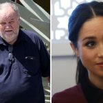 Meghan Markles father Thomas has leapt to the duchess defence Image MEGA GETTY