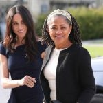 Meghan Markles mum Doria Ragland will spend Christmas with the Royal Family this year Image GETTY