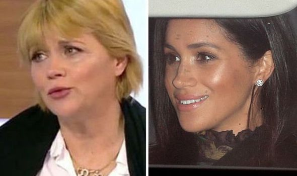 Meghan Markles sister Samantha Markle has blasted the duchess Image GETTY ITV