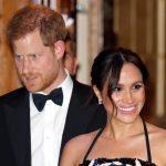 Meghan and Harry have reportedly been nicknamed after Friends characters Image GETTY