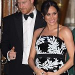 Meghan has frequently been snapped with a protective hand on her bump since her pregnancy was confirmed
