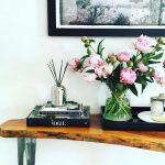 Meghan showed she was a fan of fresh flowers in her Instagram posts Image Instagram