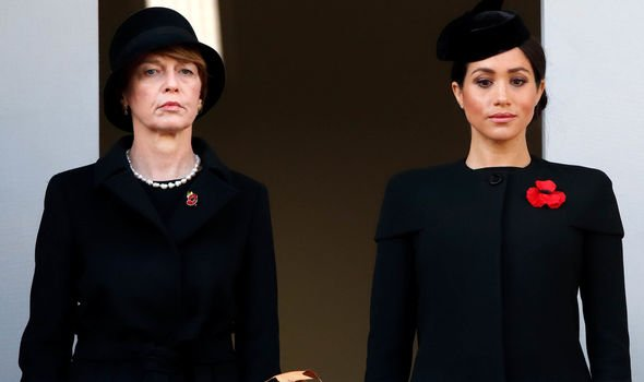 Meghan Markle is often shunned by Kate and the Queen at royal events but there is a reason why Image GETTY