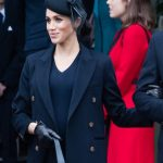 Meghan was urged to get back in touch with her father for Christmas Image GETTY