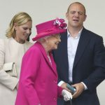 Mike Tindall revealed how the Queen comforted him and Zara Tindall after their miscarriage Photo C GETTY IMAGES