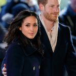 On Wednesday pregnant Meghan delighted fans by meeting privately with university Photo C GETTY