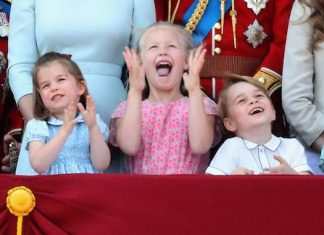 Our cheekiest young royal turns eight today Photo C GETTY IMAGES