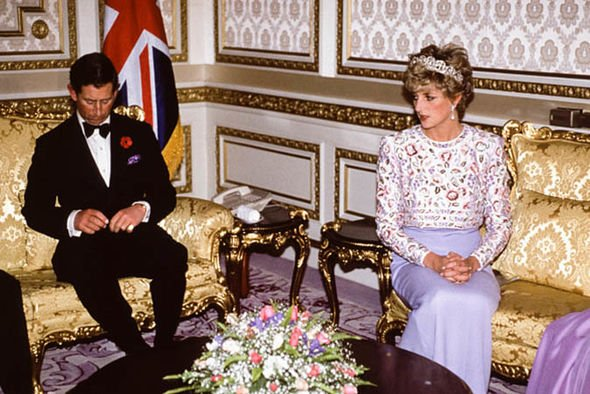 A royal photographer revealed the time he knew Diana and Charles marriage was over Image GETTY 3