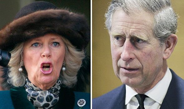 Prince Charles and Camilla Image Getty