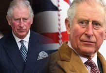 Prince Charles finds it Image GETTY