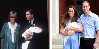 Prince Diana and Kate both had all their children at the Lindo Wing Image GETTY