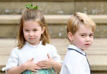 Prince George and Charlotte will have their own Christmas tree to decorate thanks to Grandma Middleton Source Getty