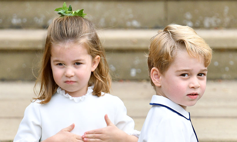 Prince George and Princess Charlotte arent the only young royals who love ballet – see the adorable photo Phtoo C GETTY