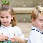 Prince George will finish school tomorrow afternoon Image GETTY