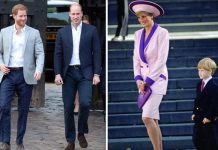 """Prince Harry """"must have felt abandoned"""" as a child says Burrell Image Getty"""