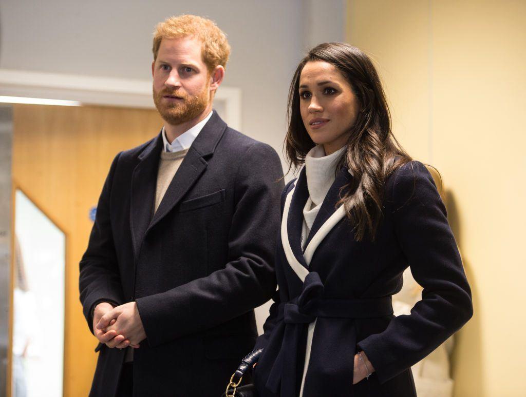 Meghan Markle and Prince Harry Photo C Victoria Jones – WPA Pool Getty Images