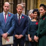 Prince Harry Prince William Kate Middleton and Meghan Markle Image GETTY 1
