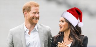 Prince Harry and Meghan Markles festive engagement revealed – and this is why you missed it Photo C GETTY