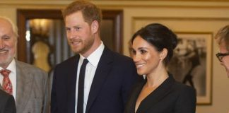 Prince Harry and Meghan are moving to Frogmore next year Image GETTY