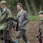 Prince Harry and Prince William have been shooting on Boxing Day for many years Image GETTY