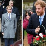 Prince Harry and the Duchess of Sussex spend Christmas Day at Sandringham Image Getty