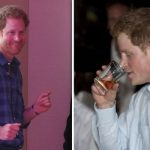 Prince Harry enjoys festive partying with Palace staff a royal correspondent reveals Image Getty