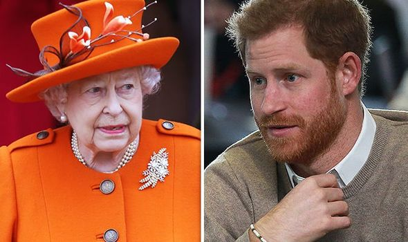 Prince Harry listens to Queen more than Prince Charles Robert Jobson says Image GETTY