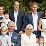 Prince Louis was beaming in Prince Charles 70th birthday celebrations photo Image GETTY