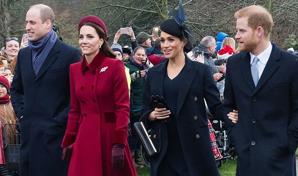 Meghan Markle and the Queen Image Getty 3