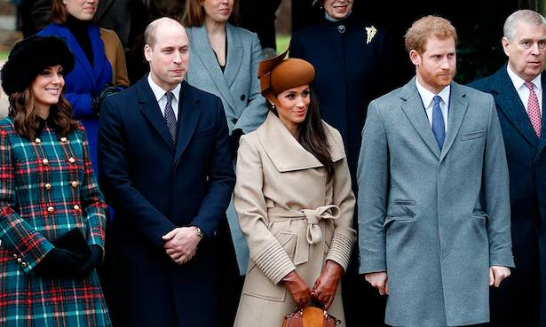 Royal children Are George Charlotte and Louis more Windsor or Middleton Image Getty