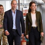 Prince William and the Duchess of Cambridge visit military personnel in Cyprus on December 5 The royal couple skipped a board meeting attended by Prince Harry and Meghan