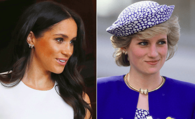 Princess Diana's former butler warned Meghan Markle Photo C GETTY IMAGES