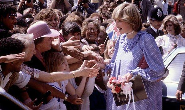 Princess Diana Image Getty