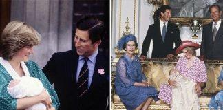 Princess Diana Prince Charles and Prince William Image Getty