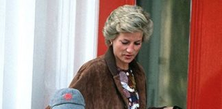 Princess Diana Prince Harry and Prince William Image Getty