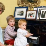 Princess Diana and Prince Charles brought up their two sons at Kensington Palace Image GETTY