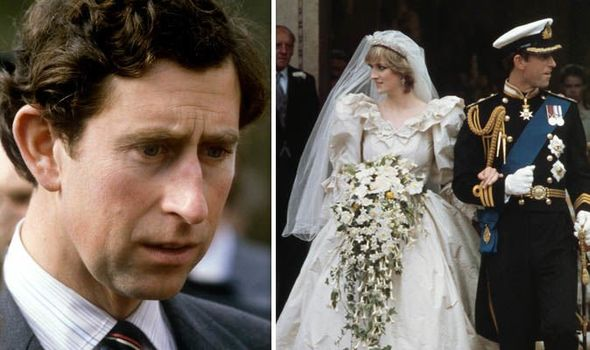Princess Diana and Prince Charles moved to Kensington Palace after their wedding Image GETTY