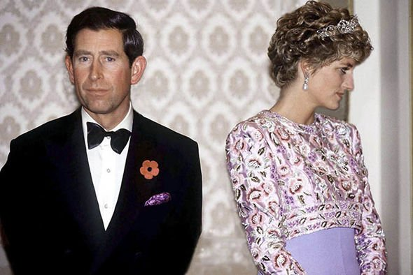 Princess Diana and Prince Charles officially divorced in 1996 Image GETTY 1
