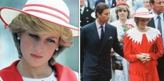 Princess Diana and Prince Charles visited Canada for the first time in 1983 Image GETTY
