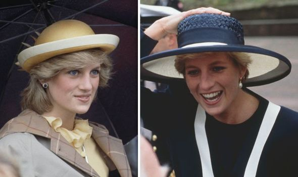 Princess Diana used hats and wigs to go out in disguise say her friends Image Getty