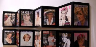 Princess Diana was a cover star on many magazines throughout her life Image Getty