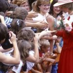 Princess Diana was dubbed Royal Superstar by a British magazine Image GETTY