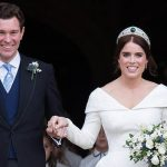 Princess Eugenie wed Jack Brooksbank in a stunning ceremony in October Image Getty