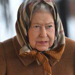 Queen Elizabeth II arrives at Kings Lynn railway station in Norfolk Image PA