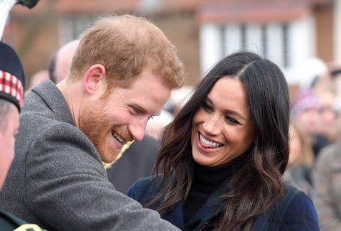 Remember back in April when Meghan Markle and Prince Harry attended an Invictus Games Reception at Australia House Photo C GETTY