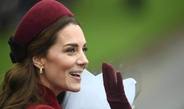Royal Christmas 2018 Kate gave an insight about her family Christmas in Sandringham Image PA