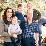 Royal SHOCK Prince George is wearing trousers in his Royal Christmas Card Image GETTY